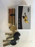 Латунный секрет с лазерным ключем ( Computer key)CK 60mm 30/30 PB ключ/поворотник