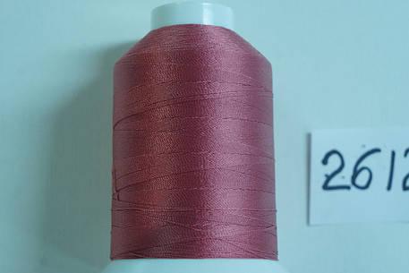Нить №40 (1000 м.) «Титан» колір 2612 рожевий, фото 2