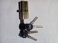 Цинковый (Zamak) секрет с лазерным ключем (Computer key)ZCK 60 30/30 PB ключ/поворотник