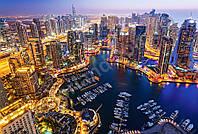 """Пазлы 1000 эл.. Castorland """"Dubai at Night"""" (14)"""