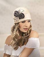 Женская шапка из валяной шерсти Naomi  от Willi Польша