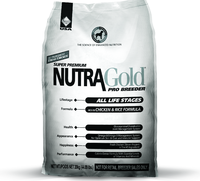 Nutra Gold Pro Breeder (Бридер) корм для собак всех пород,1 кг