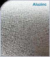Профнастил стеновой/кровельный ПСК-20 алюмоцинк 0,5мм