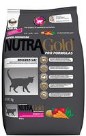 Nutra Gold Breeder Cat Formula (Бридер) корм для кошек всех возрастов, 18.14 кг