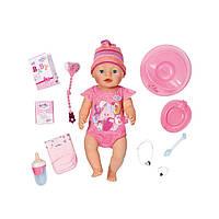 Интерактивный пупс Baby Born Очаровательная малышка, 43 см 822005 ТМ: BABY born