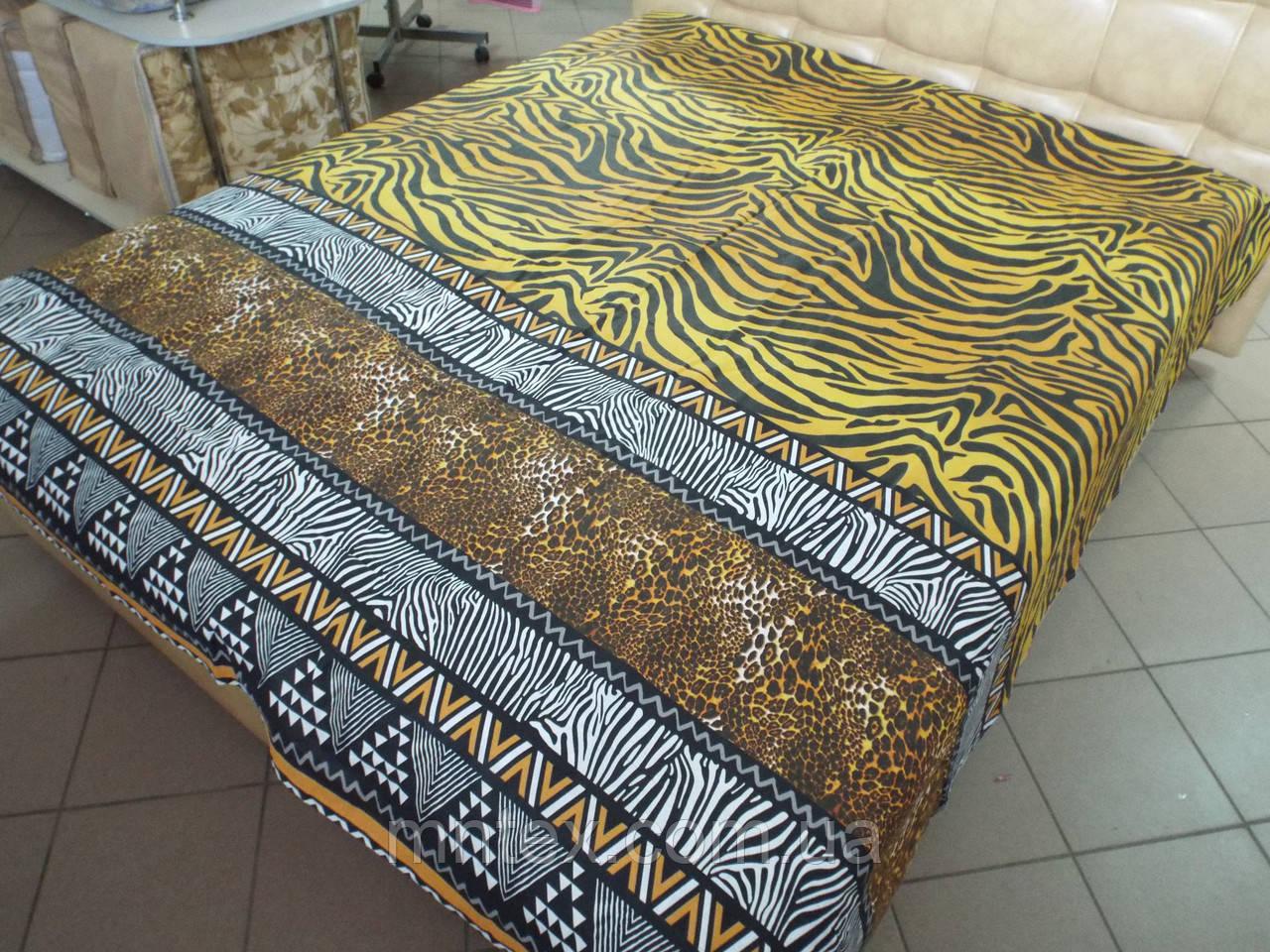 """Ткань для пошива постельного белья бязь премиум  Сафари / """"Чарівна Ніч"""""""