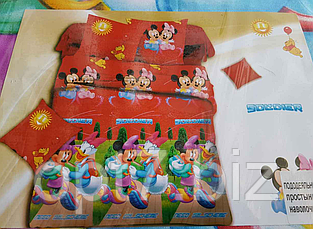 Комплект детского постельное белье 3D 160х210, фото 2