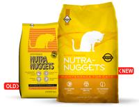 Nutra Nuggets Adult Cat Maintenance (Мэйнтененс) корм для кошек с пониженной активностью, 7,5 кг