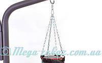 Цепь для боксерского мешка поворотная 3896-4: 4 луча, металл, длина 53см