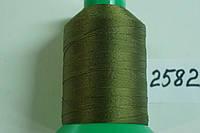 Нить №40 (1000 м.) «Титан» колір 2582 хакі