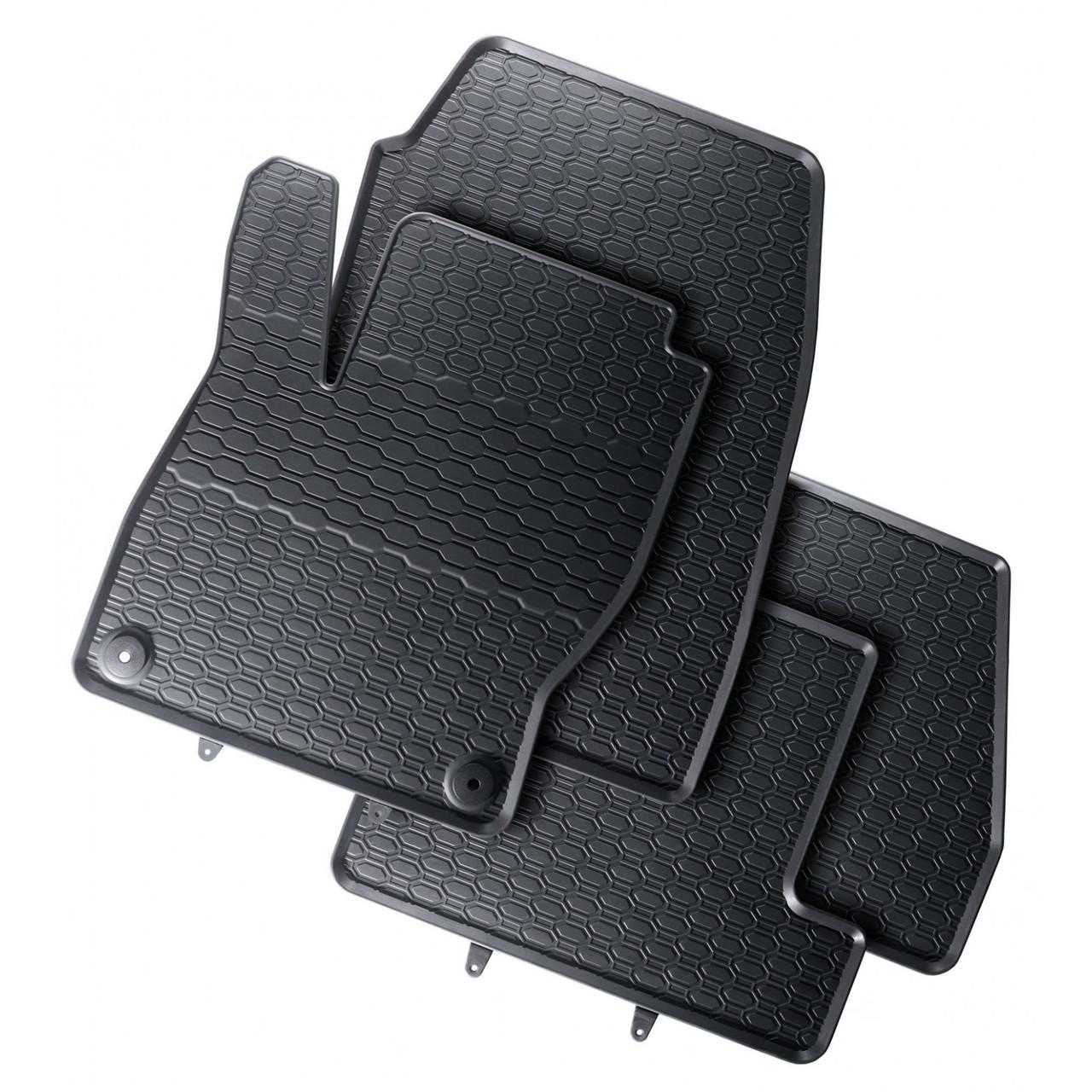 Килимки в салон для Ford Focus III (11-) (4шт) 853/4C