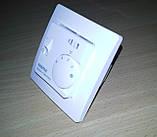 Механический терморегулятор для теплого пола Eberle FRe F2A–50 , фото 5