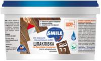Шпаклівка по дереву «SMILE®» SP11 Махагонь 0,7 кг