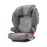 Автокресло RECARO Monza Nova 2 Seatfix Aluminium Grey 6151.21503.66 ТМ: RECARO
