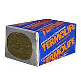 Базальтовый утеплитель Термолайф ТЛ ЭкоЛайт (1000Х600Х100) 3.6 м.кв., фото 3