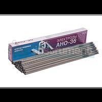 Сварочные электроды ВИСТЕК АНО-36 3.0 мм 2,5 кг