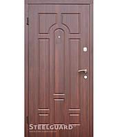 Двери входные Steelguard DR-27 (Темный орех)