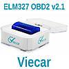Viecar 100% оригинал. OBD2 ELM327 Bluetooth диагностика авто сканер