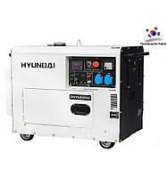Дизельный генератор Hyundai DHY 6000SE + бесплатная доставка