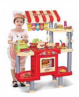 Детская кухня Ресторан Фаст Фуд Mini Funny Shopping 008-33