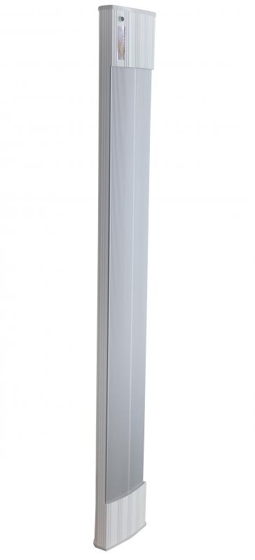 UKROP Б600 - инфракрасный обогреватель алюминиевый потолочный длинноволновый энергоэфективный