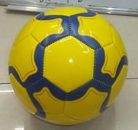 Мяч футбольный, игровой для детей BT-FB-0098, EVA, вес 320г, 4 цвета