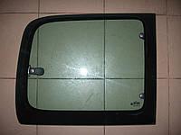Стекло правое кузова (жабра) б/у на Citroen Berlingo, Peugeot Partner 1996-2008 год