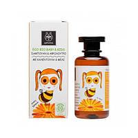 Средство APIVITA для волос и тела с календулой, медом и лавандой, 200 мл  ТМ: APIVITA