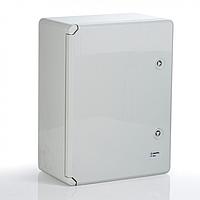 Щит для зовн. монт. 35х50х19 з монтажною плитою IP65 PP3006