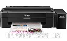 Струйный принтер Epson L132 со встроенным оригинальным СНПЧ + 4х100 мл сублимационные чернила InkTec