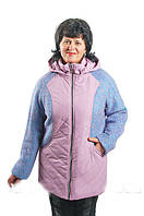 Женская курточка весенняя на синтепоне