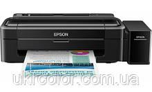 Струйный принтер Epson L312 со встроенным оригинальным СНПЧ + 4х100 мл сублимационные чернила InkTec