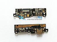 Шлейф для Asus ZenFone 6 (A600CG), с разъемом зарядки, с микрофоном