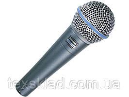 Микрофон для караоке Beta58A (UKC)