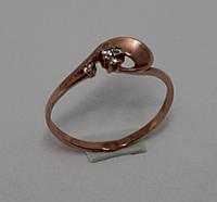 Кольцо золотое женское 11726