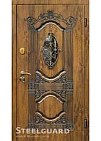 Двери входные Steelguard Sangria Glass