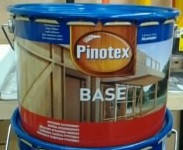 Грунт Pinotex Base для древесины, 3 л.