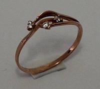 Кольцо золотое женское 11730