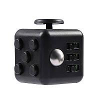 Куб-антистресс Fidget cube Black