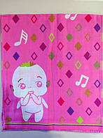 Полотенце кухонное лен-махра  Малыш