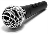 Микрофон проводной SM58S вокальный
