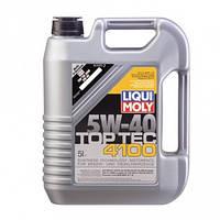 Синтетическое моторное масло LIQUI MOLY TOP TEC 4100 5W-40 5Л
