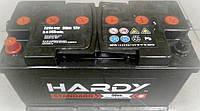 Аккумулятор 110Ah-12v HARDY DISEL