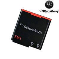 Батарея (АКБ, аккумулятор) EM1 для BlackBerry 9350 / 9360 / 9370 (1000 mAh), оригинальный