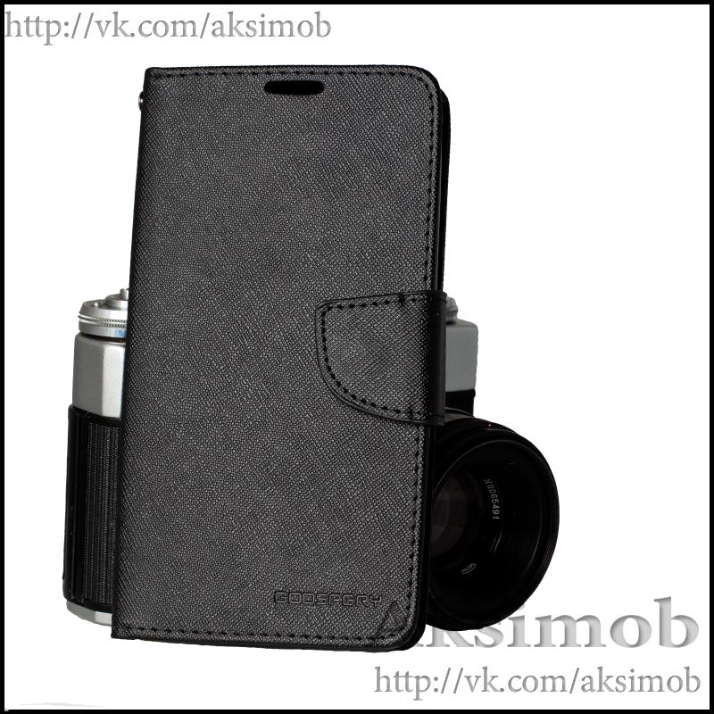 Чехол книжка Mercury Lenovo Vibe k5 Plus A6020