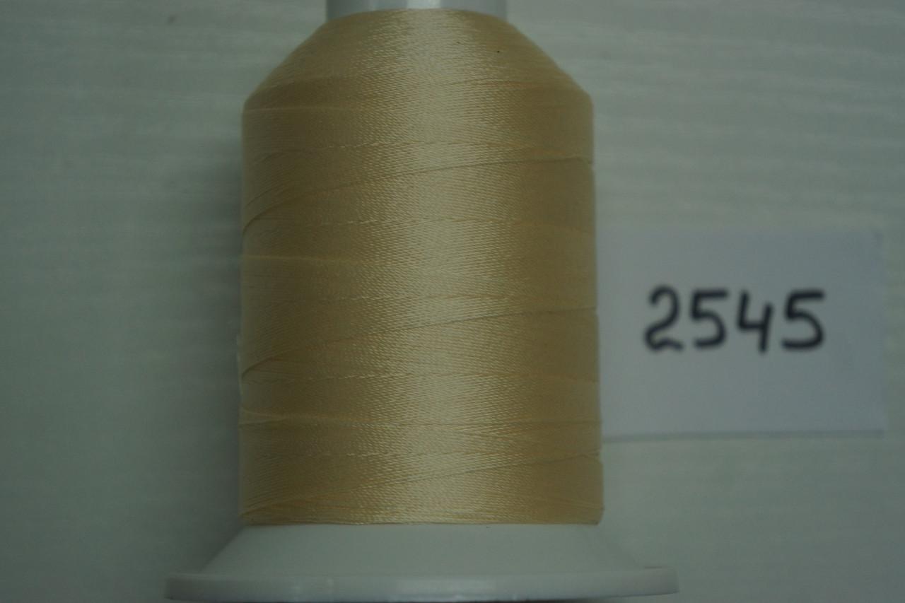 Нить №40 (1000 м.) «Титан» колір 2545 тілесна