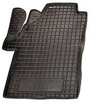 Полиуретановый водительский коврик для Mercedes Vito / Viano 2007-2014 (AVTO-GUMM)