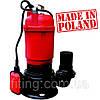 Насос фекальный 1,1 кВт (10 мᵌ/ч | 12 м.) Optima WQD 10-12 (Польша)