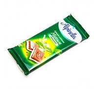 Молочный мятный шоколад Alpinella 100г Польша