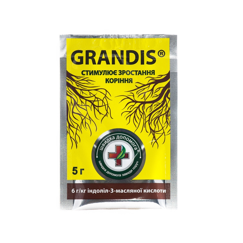 Удобрение укоренитель GRANDIS 10г